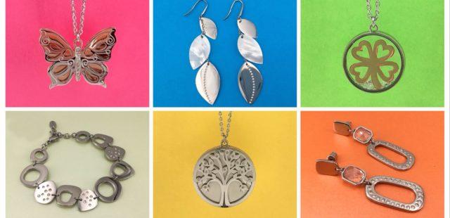 Idee regalo fino a 50€: sei gioielli per un regalo smart.